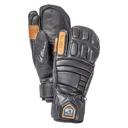 Hestra Men's Morrison Pro Model 3-Finger Ski Gloves