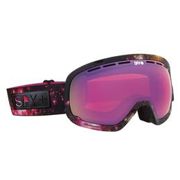 Spy Marshall Snow Goggles with Pink Contact Lens