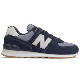 New Balance Men's 574 Essentials Casual Shoes Moonbeam