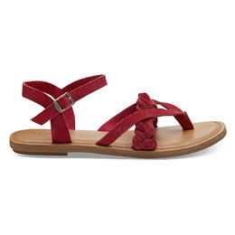 Toms Women's Lexie Sandals Red