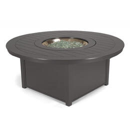 "Telescope Casual 54"" Round Mgp Top Fire Table"