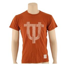 Original Retro Brand Men's Texas Ut Tee Short Sleeve Shirt