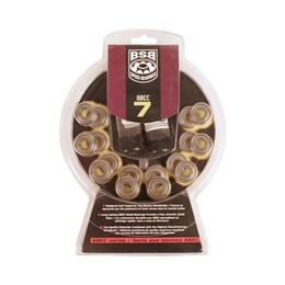 Bravo Abec 7 Bearings 16 Pack