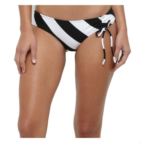 Roxy Jr. Girl's Line Up Boy Brief Bikini Bottoms