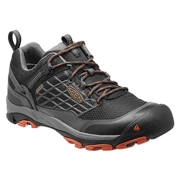Keen Men's Saltzman WP Hiking Shoes