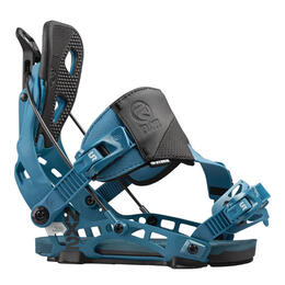 Flow Men's NX2 Hybrid Snowboard Bindings '16