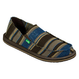 Sanuk Men's Yew-Knit Shoes