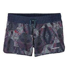 Patagonia Women's Tech Hex Nine Trails Shorts
