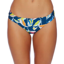 Splendid Women's Tropical Traveler Reversible Bikini Bottoms