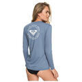 Roxy Women's Enjoy Waves Long Sleeve Rashgu