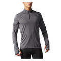 Adidas Men's Reponse Half-Zip Long Sleeve S