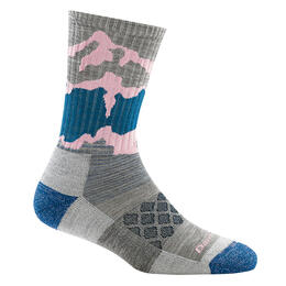 Darn Tough Vermont Women's Three Peaks Micro Crew Socks