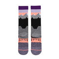 Stance Women's White Caps All Snow Socks Pu