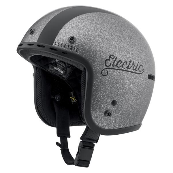 Electric Mashman Charcoal Stripe Snowsports Helmet '15