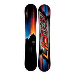 Lib Tech Men's Attack Banana Horsepower Freestyle Snowboard '17