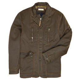 Dakota Grizzly Men's Tripp Coat Brown