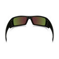 Oakley Men's Gascan Ruby Iridium Sunglasses