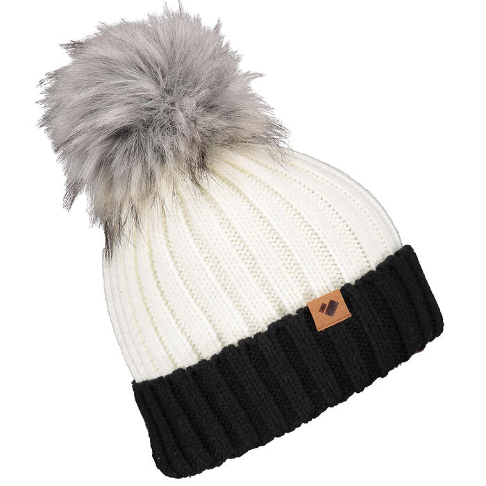 Obermeyer Women's Denver Faux Fur Pom Hat