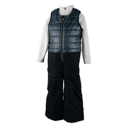 Obermeyer Toddler Boy's Chilkat Insulated Ski Bib Pants