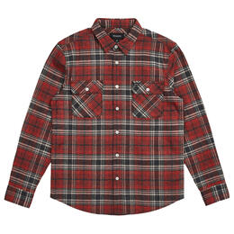 Brixton Men's Bowery Long Sleeve Shirt