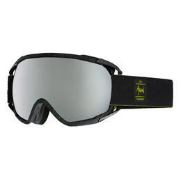 Anon Men's Circuit MFI Snow Goggles with Sonar Silver Lens