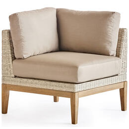 South Sea Rattan Candace Corner Chair