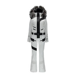 Spyder Women's Eternity Suit Ski Suit with Real Fur