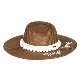 Roxy Women's Pio La La Straw Hat