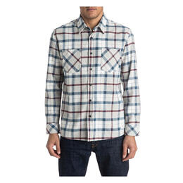 Quiksilver Men's Fitzthrower Flannel Long S