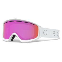 Giro Women's Index Otg Snow Goggles/w Amber Pink Lens