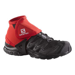Salomon Low Trail Gaiter - Red
