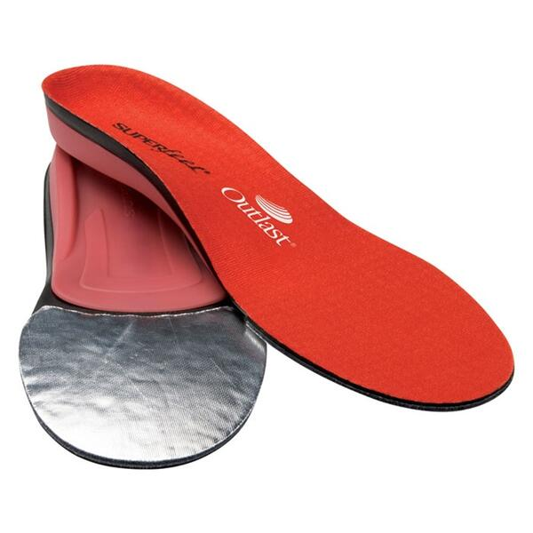 Superfeet Red Hot Men's Footbed