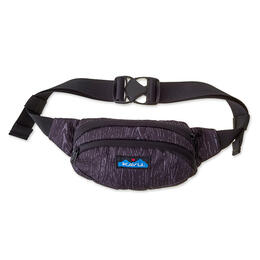 Kavu Women's Spectator Black Oak Waist Pack