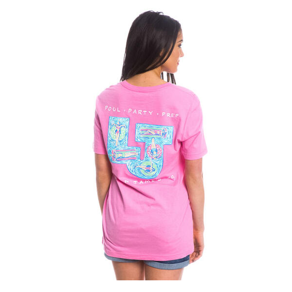 Lauren James Women's Pool Party Prep T-Shirt