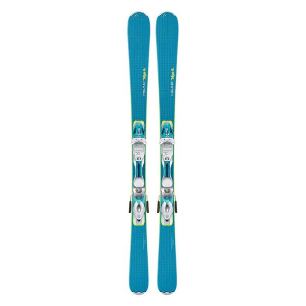 Head Women's Mya No 6 All Mountain Skis with Mya 10 PR Bindings '14