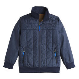 The North Face Boy's Yukon Reversible Midweight Jacket