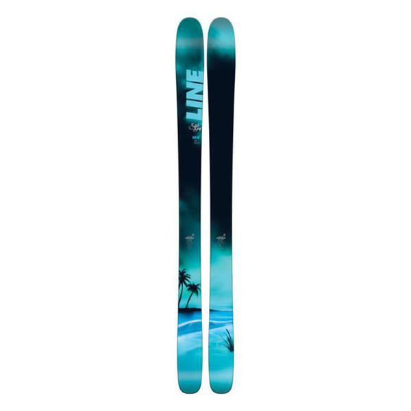 Line Men's Sick Day 104 All Mountain Skis '