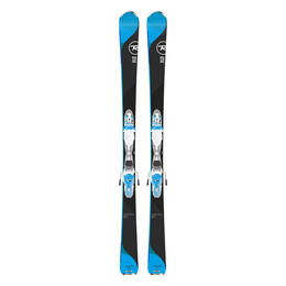 Rossignol Women's Temptation 80 All Mountain Skis with Xpress 11 Bindings '18