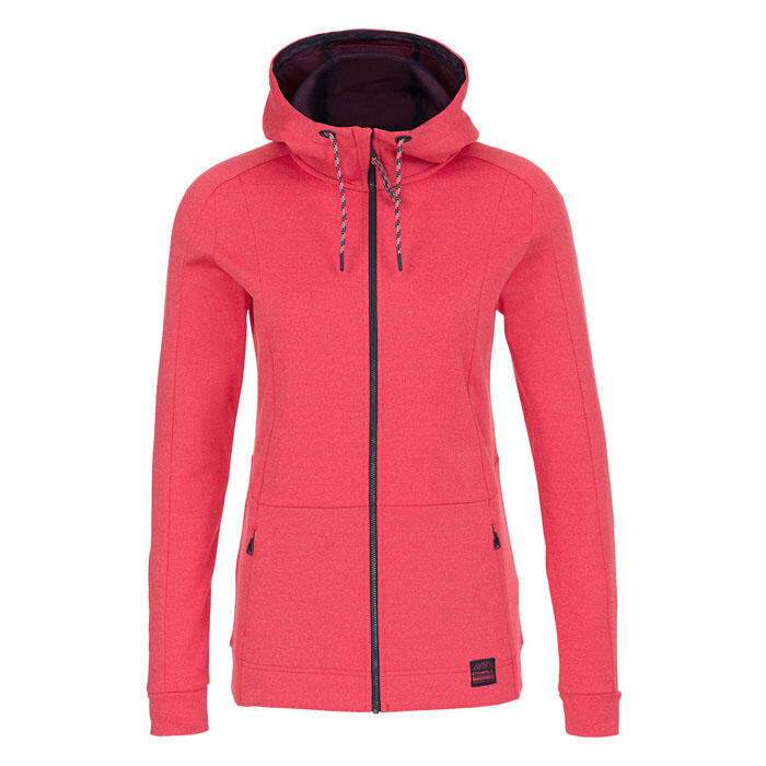 O'Neill Women's Hooded Zip-Up Fleece Jacket