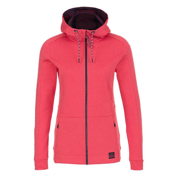 50efc9f124b0c O'neill Women's Hooded Zip-up Fleece Jacket - Sun & Ski Sports