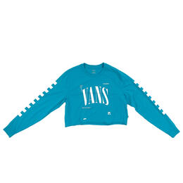 Vans Women's Kaye Long Sleeve Crop Top