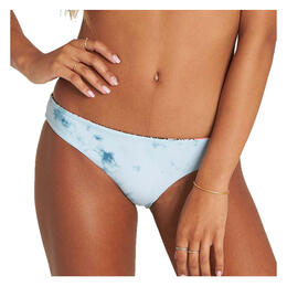 Billabong Women's Blissed Out Reversible Bikini Bottoms