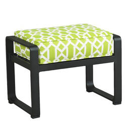 Libby Langdon North Haven Collection Ottoman