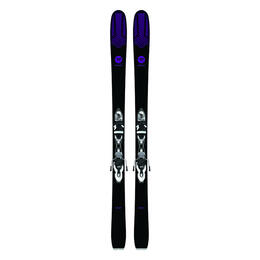 Rossignol Women's Spicy 7 Freeride Skis with Xpress 11 Bindings '18
