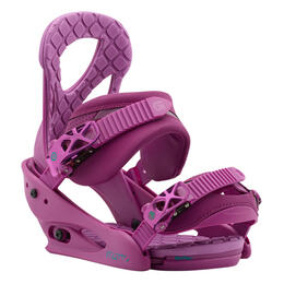 Burton Women's Stiletto Re:flex Snowboard Bindings '18