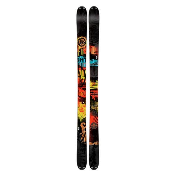 K2 Men's Shreditor 92 All Mountain Skis '15 - Flat