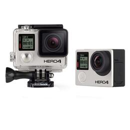 GoPro Hero4 Silver and Hero4 Black On Sale