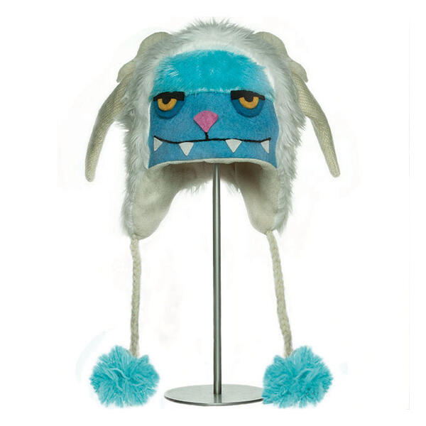 Knitwits Kids Marley The Monster Pilot Hat