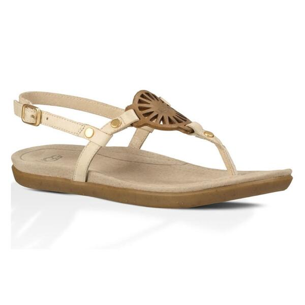 UGG® Women's Ayden Leather Casual Sandals