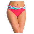 Beach Diva Women's Chevron Oasis High Waist